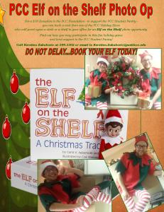 Elf on a Shelf Flyerx