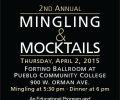 2015 Mingling and Mocktails