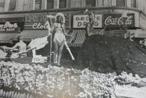 Homecoming Parade Photo
