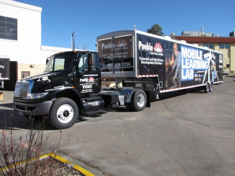PCC Mobile Learning Lab Program Receives Another National Recognition