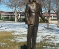 Frank S. Hoag Statue Dedication at Pueblo Community College