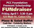 FREMONT FUNdraiser to Support Scholarships for Fremont Campus Students