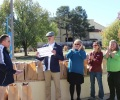 PCC Panther Student Pantry Food Drive Racks Up Grandest Success Ever