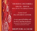 PCC Foundation Holiday Boutique Slated for December 1 from 3-5 in Pueblo