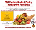 Donate to PCC Student Thanksgiving Basekts this Holiday Season
