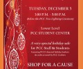 Come & Shop for a Cause at Pueblo Community College on December 5